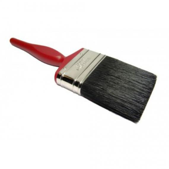 3 Quot Pure Bristle Paint Brush Red Handle Paintmaster