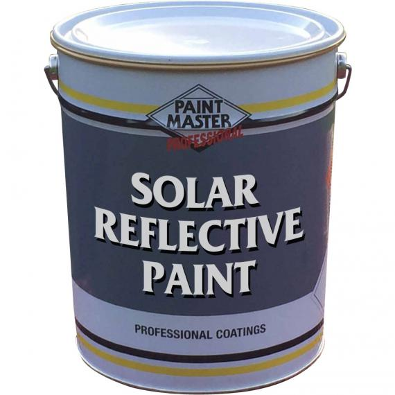 Solar Reflective Paint From Paintmaster
