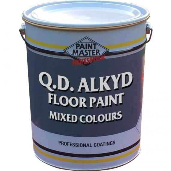 Q d alkyd floor paint mixed colours for What are alkyd paints