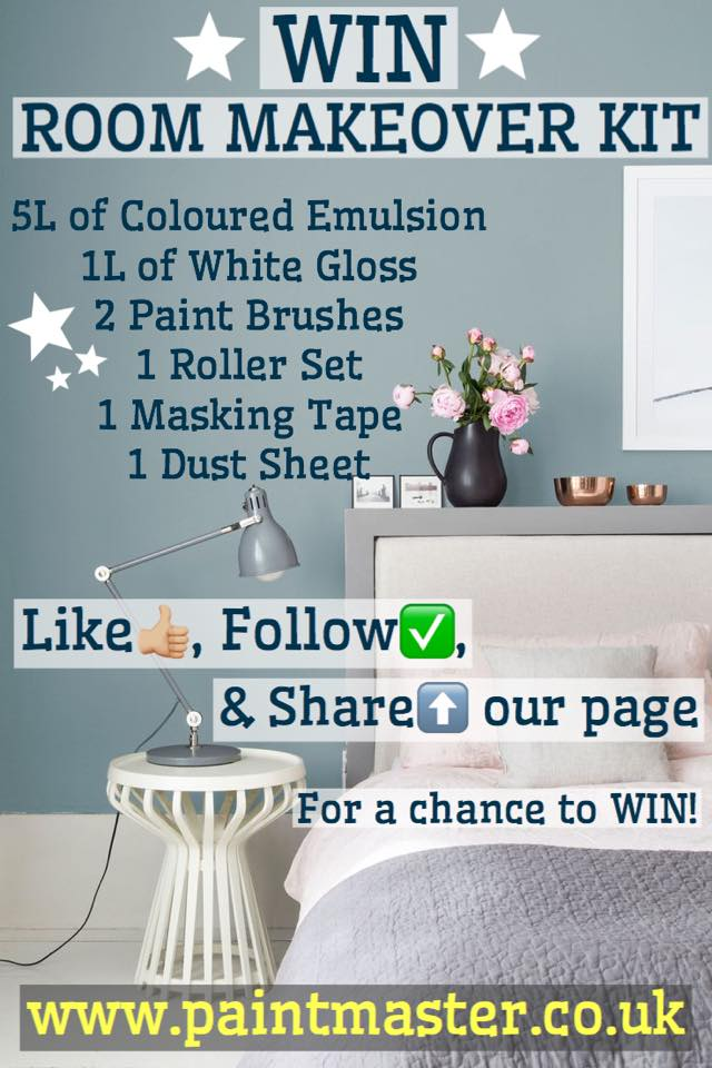 WIN a Room Makeover Kit