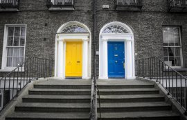 How to Paint Your Front Door: A Guide on Oil-Based Gloss
