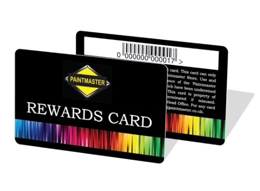 New Paintmaster Rewards Scheme