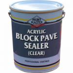 Acrylic Block Pave Sealer (Clear)