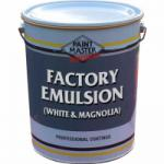 Factory Emulsion  (White & Magnolia)