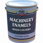 Machinery Enamels - Mixed Colours