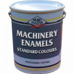 Machinery Enamels - Standard Colours