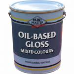 Oil Based Gloss - Mixed Colours 20 Litres