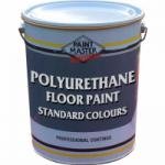 Polyurethane Floor Paint - Standard Colours