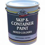 Skip & Container Paint - Mixed Colours - 20 Litres