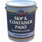 Skip & Container Paint - Standard Colours