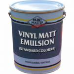 Vinyl Matt Emulsion - Standard Colours