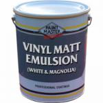 Vinyl Matt Emulsion (White & Magnolia)
