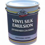 Vinyl Silk Emulsion - Standard Colours