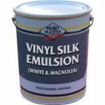 Vinyl Silk Emulsion (White & Magnolia)
