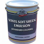 Vinyl Soft Sheen Emulsion - Standard Colours